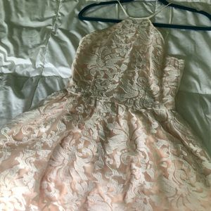 Tobi White Cocktail Dress